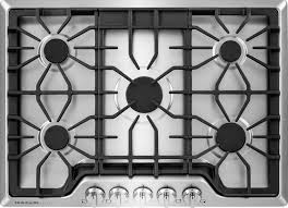 30 5 burner gas cooktop. Interesting Gas Frigidaire Gallery 30 Intended 30 5 Burner Gas Cooktop