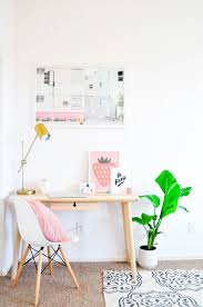 office design blogs. Pastel Prints In The Guest Room And Office Of Proper Blogger Lexy Ward Design Blogs N