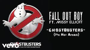 <b>Fall Out Boy</b> - Ghostbusters (I'm Not Afraid) (Audio) ft. Missy Elliott ...