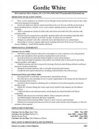 personal trainer resume samples related