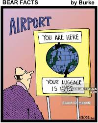 Luggage Reclaim Cartoons And Comics Funny Pictures From Cartoonstock