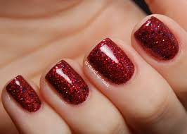 Sparkle nails designs - how you can do it at home. Pictures ...