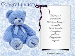 Congrats Baby Born Congratulations Messages For New Baby Girl Wordings And