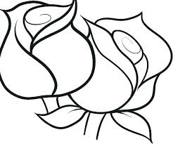 Flower Coloring Sheet Preschool Spring Pages For Toddlers Sheets