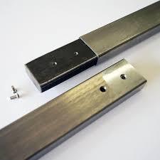 Modern Handrail modern handrail 1517 foot 6 brackets bold mfg & supply 2123 by xevi.us
