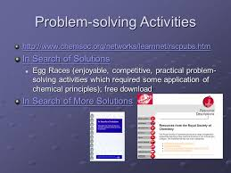inquiry based practical chemistry its assessment aelig cent ccedil copy para ccedil ordm aelig not aring aring shy cedil  21 problem solving activities