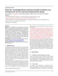 De Novo Enzyme Design Using Rosetta3 View Open Aberystwyth University