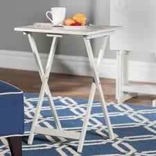 Decorative Tv Tray Tables Folding TV Trays You'll Love Wayfair 60