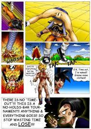 Dragon Ball Dirty Fighting At X Sex Comics