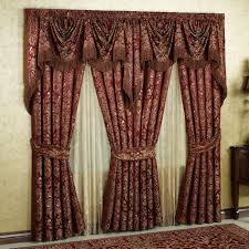 Curtain Valances For Bedroom Bedroom Pretty Bedroom Valance And Curtain For Window Decorations
