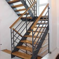 Mit verschiedenen holzarten für die stufen und geländervarianten für ihren individuellen stil. Treppen Holz Stahl Treppen De Das Fachportal Fur Den Treppenbau
