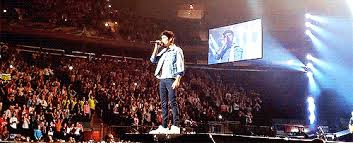 concert madison square garden. Madison Square Garden GIF Concert