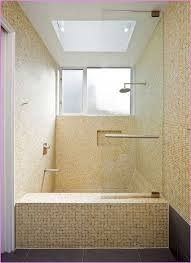 Japanese Soaking Tub Shower Combo