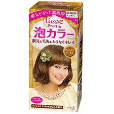 Prettia Kao Prettia Bubble Hair Color
