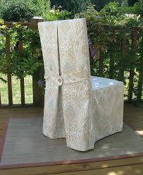 parsons chair slipcover by via dining seat cover sewing pattern