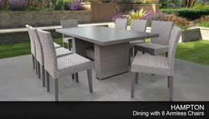 hampton rectangular outdoor patio