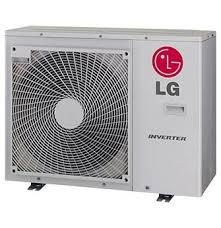 lg mini split. lg lmu30chv 30,000 btu class 22 seer configurable quad-zone multi f mini- split air conditioner heat pump - energy star lg mini v