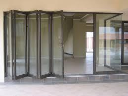 sliding folding doors interior