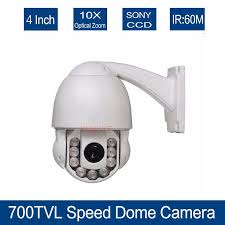"<b>Free Shipping 100X ZOOM</b> 1/3"" Sony CCD 700TVL High Speed ..."