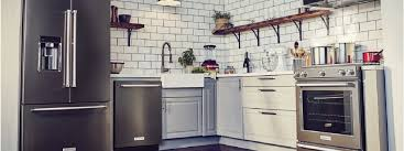 stainless steel appliances.  Stainless Introducing The Black Stainless Steel Suite From KitchenAid On Stainless Steel Appliances W