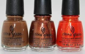 Bildresultat för china glaze mahogany magic review