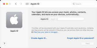 sign in to your apple id preferences on