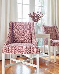 hayden dining chair in anstasia woven fabric in cardinal from woven resource rialto collection find this pin and more on favorite chairs