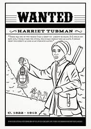 Printable Coloring Pages harriet tubman coloring pages : Harriet Tubman Coloring Page - diaet.me