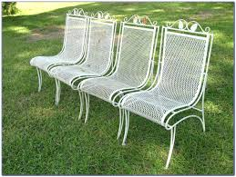 amazing 1950s outdoor furniture and stunning