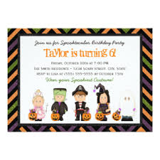costume party invites halloween invitations zazzle