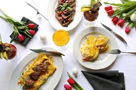 Where To Go For Easter Brunch In Chicago 18 Spots With Specials And