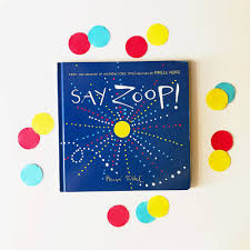 he cleverly invites the reader to use dots to make you have to pick up a copy of this book and give it a read to see how it works