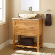 Unfinished Oak Bathroom Cabinets Ieriecom - Oak bathroom vanity cabinets
