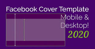 Learn how to create free diy phone wallpaper and get your lock and home screen looking as unique as you are. Ingenious Facebook Cover Photo Mobile Desktop Template 2021