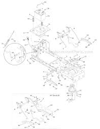 troy bilt 13an77kg011 (pony) parts list and diagram (2009 troy bilt pony mower wiring diagram at Troy Bilt Pony Wiring Schematic