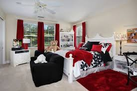red bedroom decor white bedroom decor