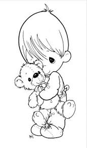 Small Picture more precious moments coloring pages bjl Freebies Pinterest