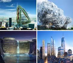 architectural buildings. Unbuilt Buildings: 12 Awesome Future Architectural Designs Buildings (