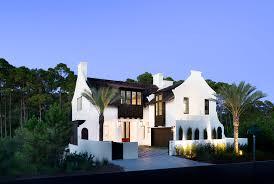 modern residence seagrove beach fl