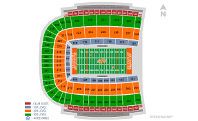 Mcneese Football Seating Chart Tickets Oklahoma State Cowboys Football Vs Mcneese State