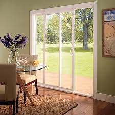 several patio door options are available choose the door that appeals to you depending on your situation and preference