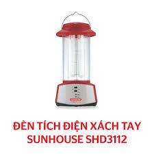 Đèn tích điện xách tay SUNHOUSE SHD3112, Giá tháng 2/2021