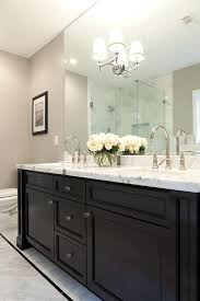white bathroom cabinets with dark countertops. Bathroom: Appealing Dreamy Bathroom Vanities And Countertops HGTV In Cabinets From White With Dark