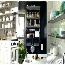 metal kitchen wall shelves open uk