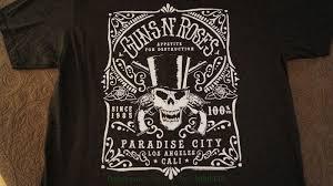 Guns N Roses Paradise City New Mint ...