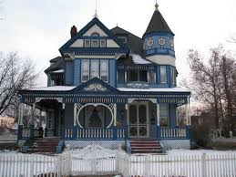 victorian style homes   The Characteristics of Victorian Style Houses    Staypat