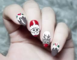 Christmas ~ Christmas Nails Image Ideas Nail Design Ideaschristmas ...