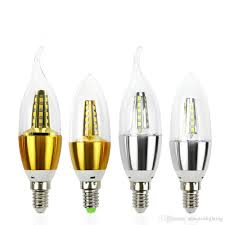 High Lumens Led Bulb E14 Smd2835 Energy Saving Lamp Led Candle Light 5w 7w 220v 110v Home Lighting Led Lamp