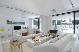 beautiful rooms furniture. Furniture White Modern Living Room Ideas With Sofa Sets Tv Curtain Chair Coffee Table And Beautiful Rooms G