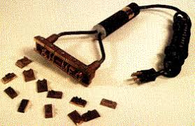 woodworking branding iron. fast even heating with no wait. woodworking branding iron